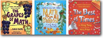 Math Books List border=